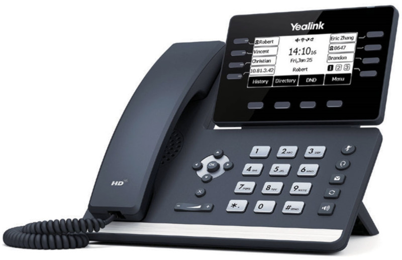 Yealink T53W Entry-Level Business Phone
