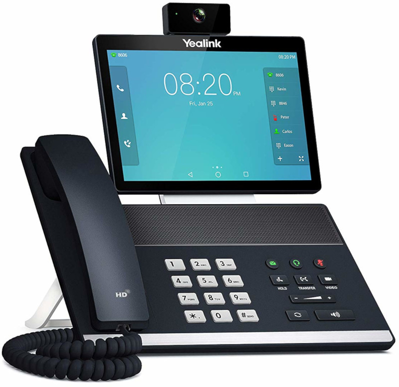 Yealink VP59 Flagship Smart Video Phone
